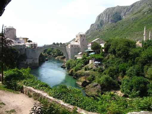 Mostar - Most Turecki 2.