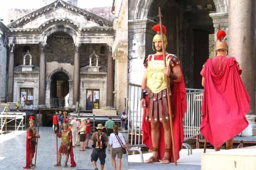 Split - Rzymianie.